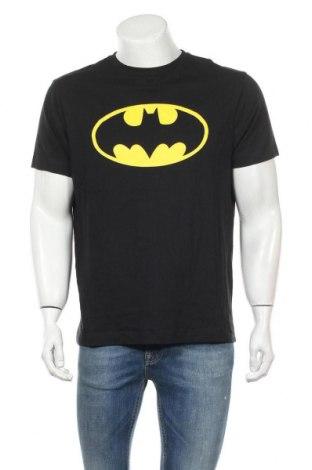 Ανδρικό t-shirt Batman, Μέγεθος L, Χρώμα Μαύρο, Βαμβάκι, Τιμή 15,40€