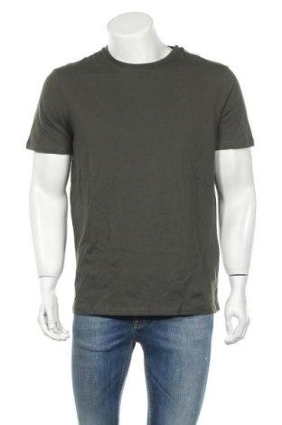 Ανδρικό t-shirt Pier One, Μέγεθος XL, Χρώμα Πράσινο, Βαμβάκι, Τιμή 7,48€
