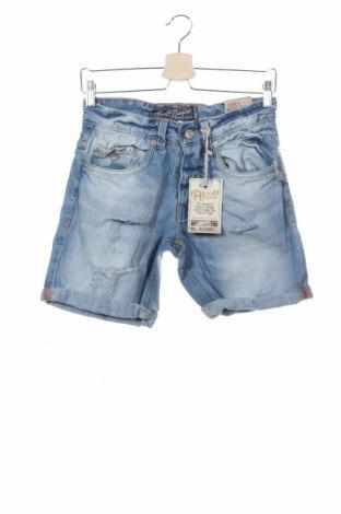 Ανδρικό κοντό παντελόνι Alcott, Μέγεθος S, Χρώμα Μπλέ, Βαμβάκι, Τιμή 22,24€
