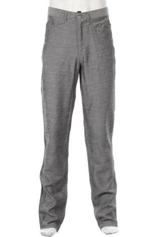 Мъжки панталон, Размер M, Цвят Сив, 100% полиестер, Цена 11,03лв.