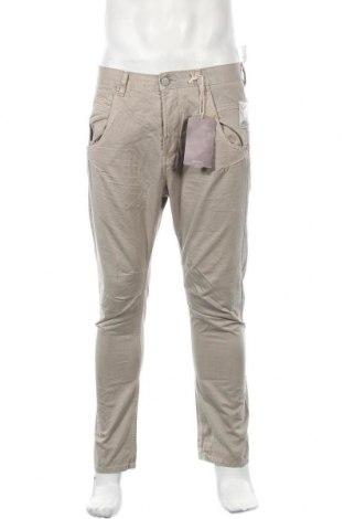 Ανδρικό παντελόνι Alcott, Μέγεθος M, Χρώμα  Μπέζ, Βαμβάκι, Τιμή 12,06€