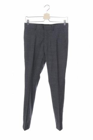 Ανδρικό παντελόνι Isaac Dewhirst, Μέγεθος S, Χρώμα Γκρί, 54% πολυεστέρας, 44% μαλλί, 2% ελαστάνη, Τιμή 4,39€
