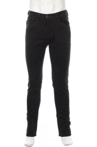 Ανδρικό παντελόνι Kaporal, Μέγεθος M, Χρώμα Μαύρο, 98% βαμβάκι, 2% ελαστάνη, Τιμή 29,70€