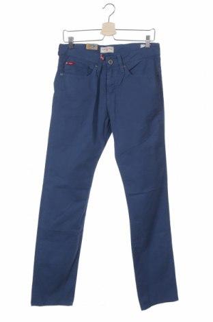 Мъжки панталон Lee Cooper, Размер M, Цвят Син, 96% памук, 4% еластан, Цена 59,25лв.