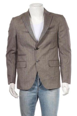 Ανδρικό σακάκι Reporter, Μέγεθος L, Χρώμα Γκρί, Βαμβάκι, Τιμή 20,78€