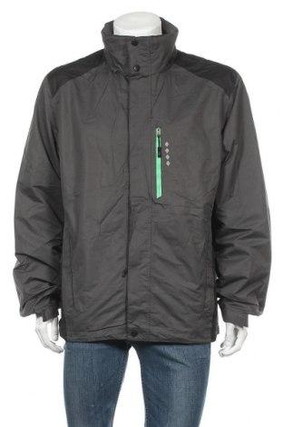 Мъжко спортно яке Crivit, Размер XL, Цвят Сив, Полиестер, Цена 17,96лв.