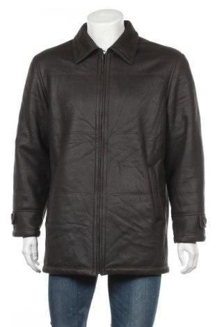 Мъжко яке, Размер M, Цвят Кафяв, Полиестер, Цена 11,03лв.