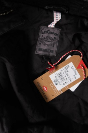 Мъжко яке Lee Cooper, Размер L, Цвят Черен, 80% полиестер, 120% памук, Цена 59,25лв.