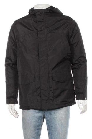 Ανδρικό μπουφάν No Fear, Μέγεθος S, Χρώμα Μαύρο, Πολυεστέρας, Τιμή 25,52€