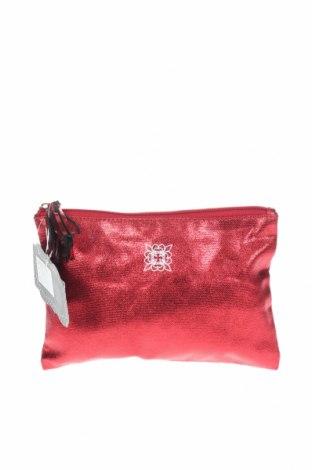 Несесер, Цвят Червен, Текстил, Цена 23,52лв.