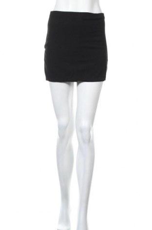 Пола - панталон Missguided, Размер S, Цвят Черен, 95% полиестер, 5% еластан, Цена 7,20лв.