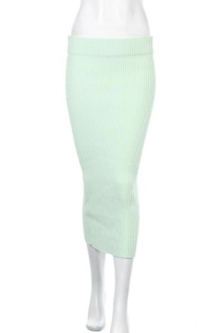 Пола Glamorous, Размер S, Цвят Зелен, 90% памук, 10% полиамид, Цена 56,00лв.