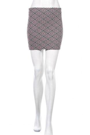 Пола Zara Trafaluc, Размер S, Цвят Многоцветен, 75% полиестер, 24% вискоза, 1% еластан, Цена 3,09лв.