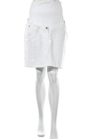 Пола за бременни Colline, Размер XXL, Цвят Бял, 95% памук, 5% еластан, Цена 31,05лв.