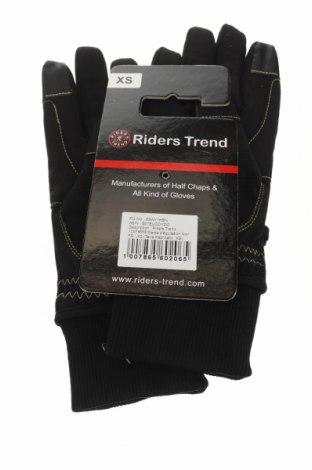 Γάντια Riders Trend, Χρώμα Μαύρο, Τιμή 3,09€