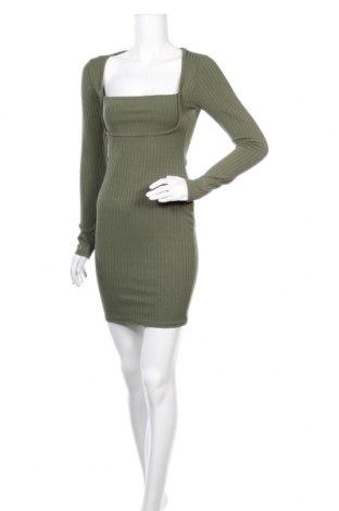 Рокля Top Fashion, Размер S, Цвят Зелен, Цена 42,00лв.