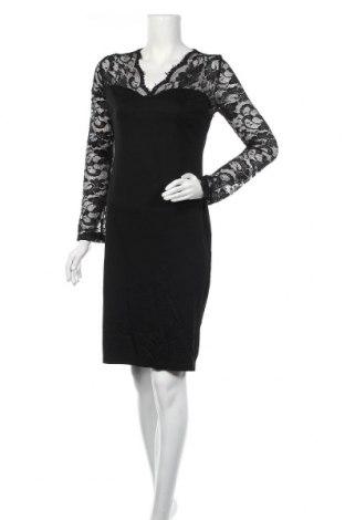 Φόρεμα, Μέγεθος L, Χρώμα Μαύρο, 65% βαμβάκι, 35% πολυεστέρας, Τιμή 9,35€