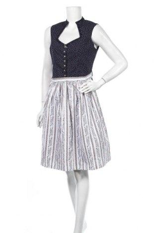 Φόρεμα Almsach, Μέγεθος M, Χρώμα Μπλέ, Βαμβάκι, Τιμή 11,84€