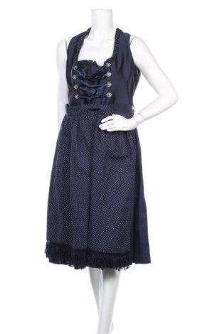 Φόρεμα Almsach, Μέγεθος XL, Χρώμα Μπλέ, Βαμβάκι, Τιμή 14,22€