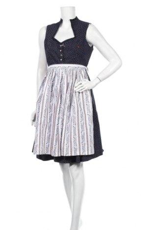 Φόρεμα Almsach, Μέγεθος M, Χρώμα Μπλέ, Βαμβάκι, Τιμή 12,85€