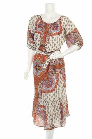 Φόρεμα Derhy, Μέγεθος M, Χρώμα Πολύχρωμο, Βαμβάκι, Τιμή 22,94€