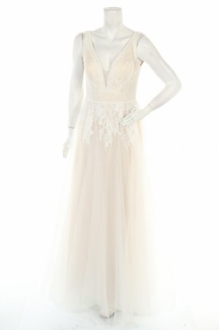 Рокля Magic Bride, Размер L, Цвят Екрю, Полиестер, Цена 239,25лв.