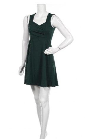 Φόρεμα Mela London, Μέγεθος S, Χρώμα Πράσινο, 95% πολυεστέρας, 5% ελαστάνη, Τιμή 8,89€