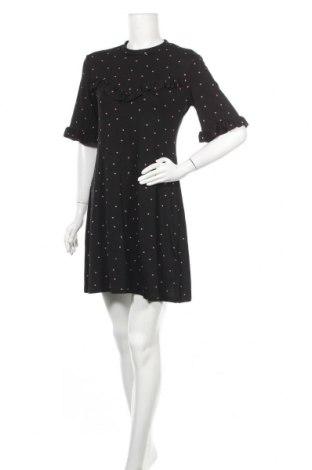 Φόρεμα Miss Selfridge, Μέγεθος L, Χρώμα Μαύρο, 96% βισκόζη, 4% ελαστάνη, Τιμή 29,52€