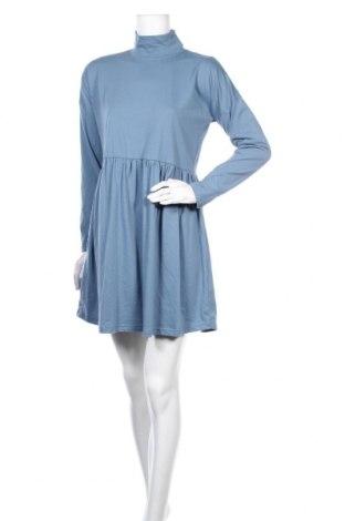Šaty  Missguided, Velikost S, Barva Modrá, 55% polyester, 45% bavlna, Cena  152,00Kč