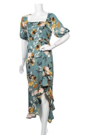 Φόρεμα Missguided, Μέγεθος S, Χρώμα Πολύχρωμο, Πολυεστέρας, Τιμή 16,15€
