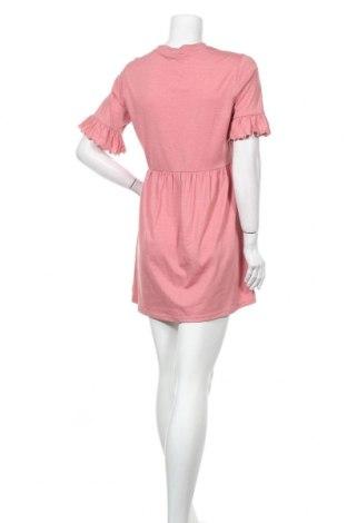 Рокля Missguided, Размер S, Цвят Розов, 55% полиестер, 45% памук, Цена 16,80лв.