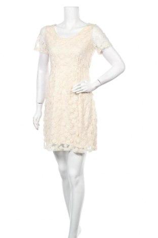 Φόρεμα Molly Bracken, Μέγεθος S, Χρώμα Εκρού, 85% βαμβάκι, 15% πολυαμίδη, Τιμή 23,32€