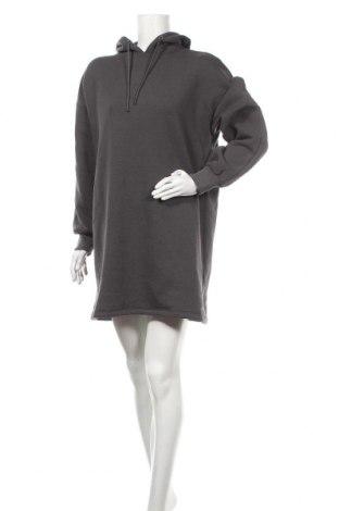 Šaty  NU-IN, Velikost M, Barva Šedá, 55% bavlna, 45% polyester, Cena  453,00Kč