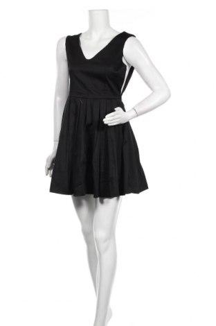 Φόρεμα Please, Μέγεθος M, Χρώμα Μαύρο, 97% βαμβάκι, 3% ελαστάνη, Τιμή 10,55€