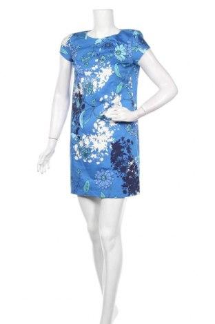 Рокля Sinequanone, Размер XS, Цвят Син, 97% памук, 3% еластан, Цена 35,55лв.