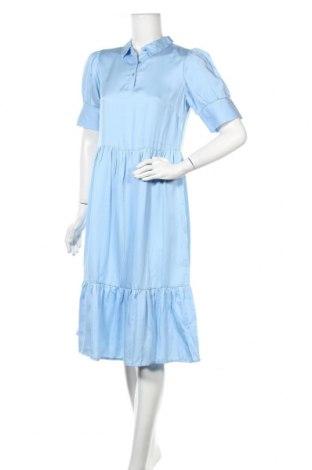 Φόρεμα Soya Concept, Μέγεθος XS, Χρώμα Μπλέ, Lyocell, Τιμή 22,40€