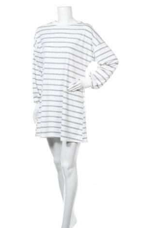 Φόρεμα TINA, Μέγεθος M, Χρώμα Λευκό, 65% πολυεστέρας, 30% βαμβάκι, 5% ελαστάνη, Τιμή 9,82€