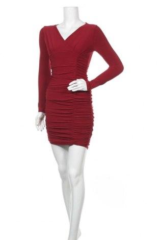 Φόρεμα Top Fashion, Μέγεθος XS, Χρώμα Κόκκινο, Τιμή 8,66€