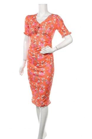 Рокля Top Fashion, Размер S, Цвят Многоцветен, Цена 23,40лв.