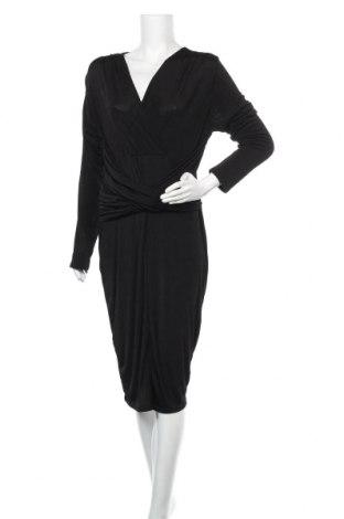 Рокля Top Fashion, Размер S, Цвят Черен, Цена 29,50лв.