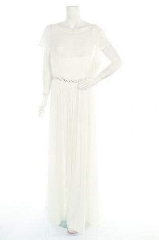 Рокля Young Couture By Barbara Schwarzer, Размер XL, Цвят Бял, Полиестер, Цена 189,07лв.
