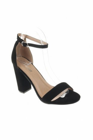 Σανδάλια Koi footwear, Μέγεθος 38, Χρώμα Μαύρο, Κλωστοϋφαντουργικά προϊόντα, Τιμή 16,24€