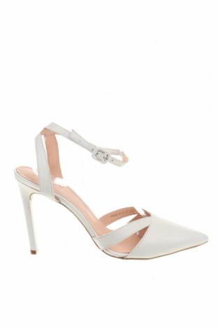 Sandály Zign, Velikost 40, Barva Bílá, Pravá kůže, Cena  632,00Kč