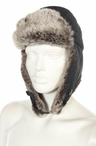 Καπέλο Woolrich, Χρώμα Μαύρο, 60% βαμβάκι, 40% πολυαμίδη, Τιμή 33,77€