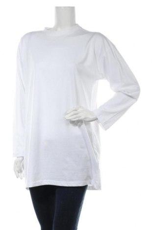 Τουνίκ Missguided, Μέγεθος S, Χρώμα Λευκό, 55% πολυεστέρας, 45% βαμβάκι, Τιμή 6,64€