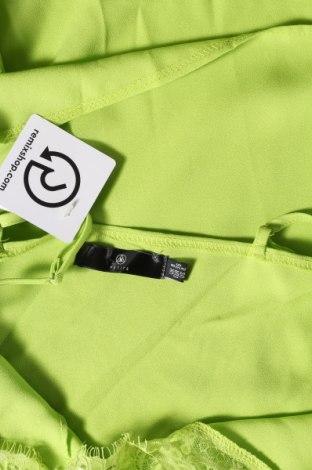 Туника Missguided, Размер S, Цвят Зелен, 95% полиестер, 5% еластан, Цена 23,24лв.