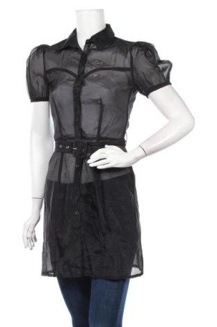 Дамска риза Missguided, Размер S, Цвят Черен, Полиестер, Цена 34,86лв.