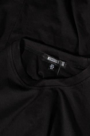 Туника Missguided, Размер S, Цвят Черен, Цена 28,22лв.