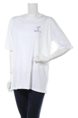 Τουνίκ Monki, Μέγεθος XS, Χρώμα Λευκό, Βαμβάκι, Τιμή 15,21€