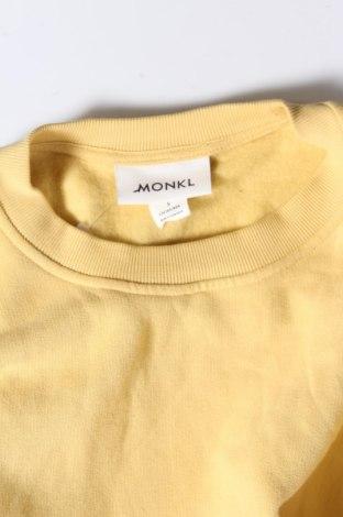 Туника Monki, Размер S, Цвят Жълт, Памук, Цена 20,80лв.